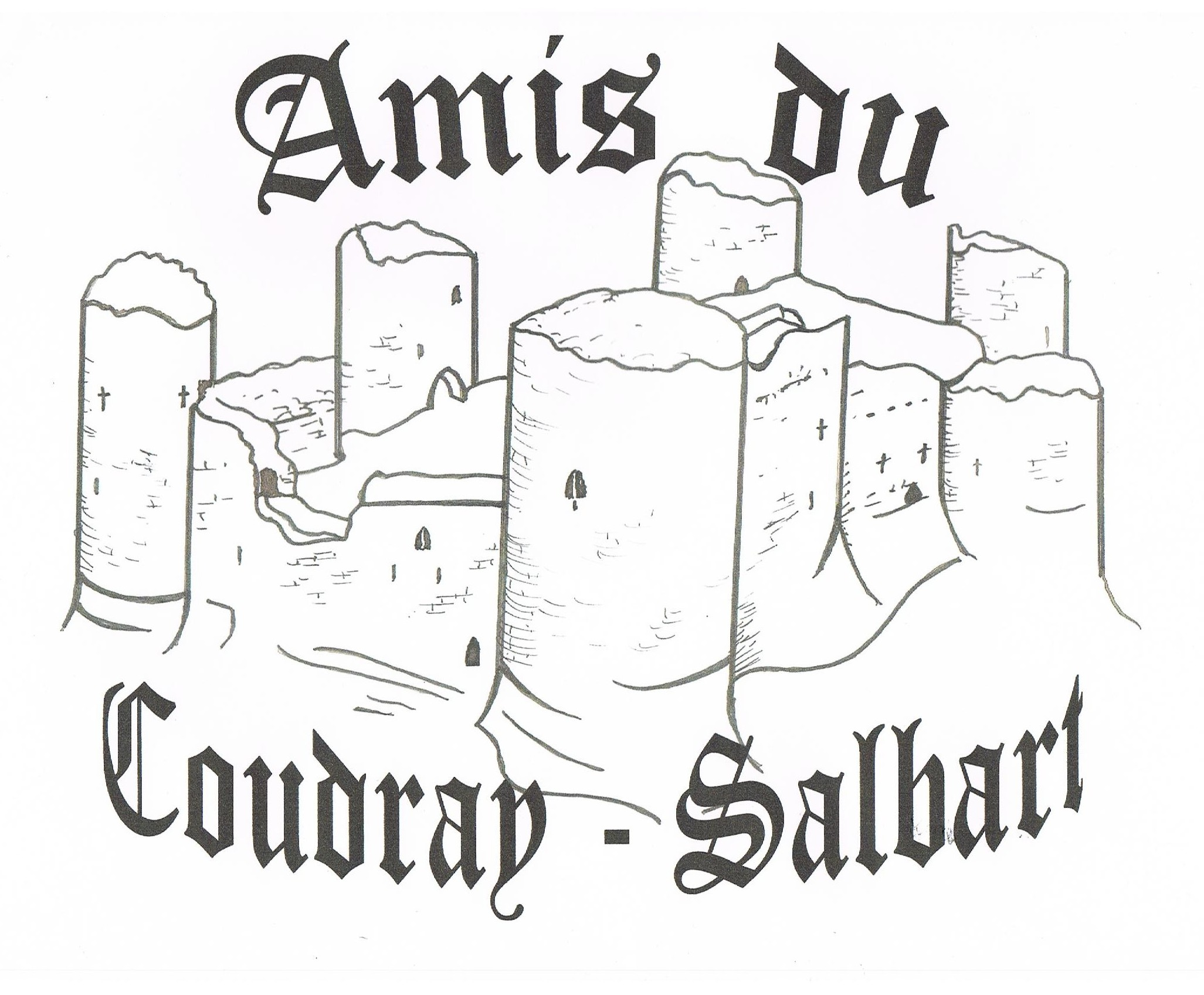 Logo  Chateau Coudray Salbart